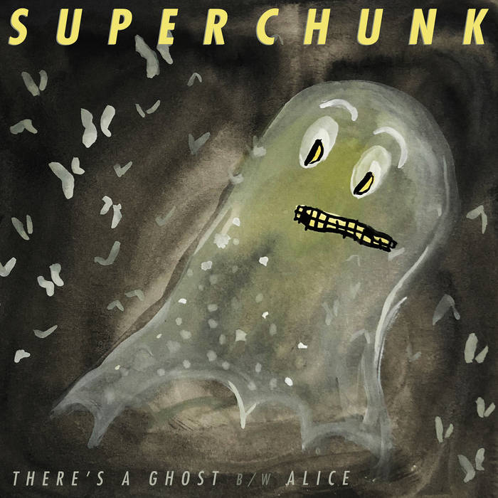 "Superchunk – ""There's A Ghost"", ""Alice"""