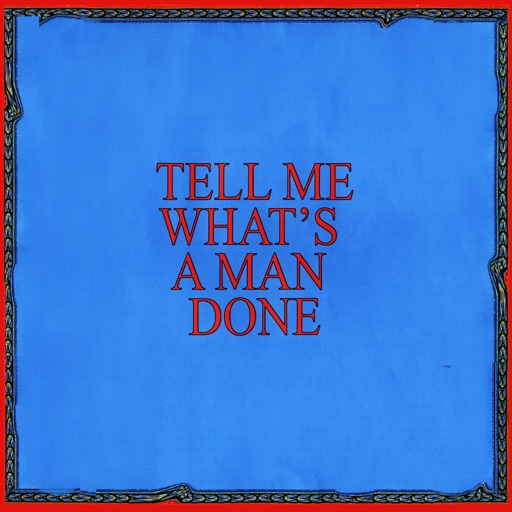 "Buzzy Lee – ""What Has A Man Done"""