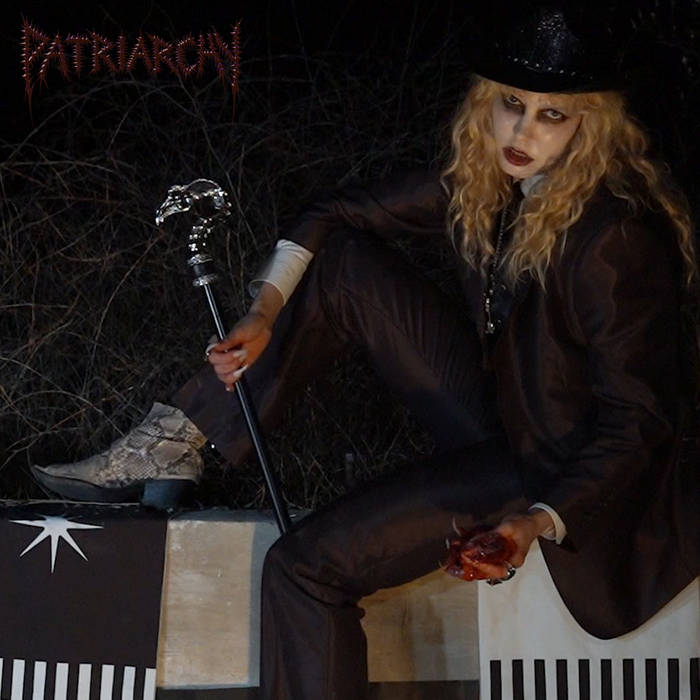 "Patriarchy – ""Hell Was Full"" (Bon Harris​/​Nitzer Ebb Remix)"