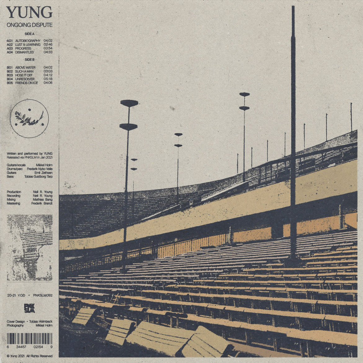"Yung – ""Above Water"""