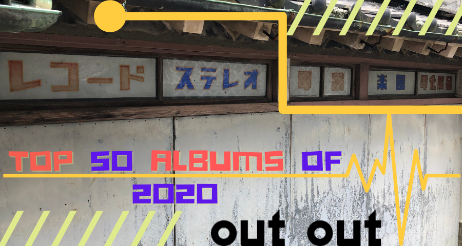Top 50 Albums of 2020